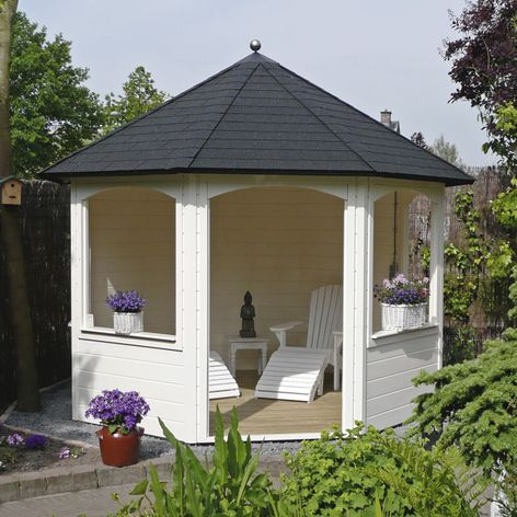 Lugarde Prima Christina Octagonal Garden Summerhouse from Lugarde