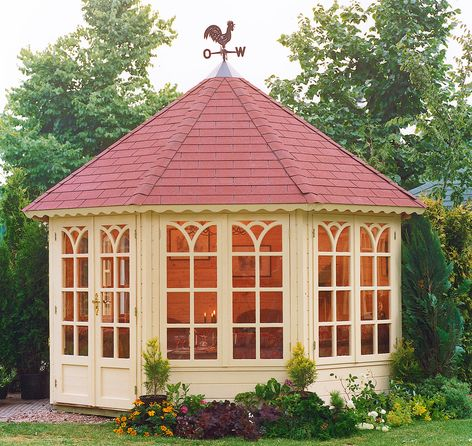 Prima Octagonal Summerhouses Grand Lady