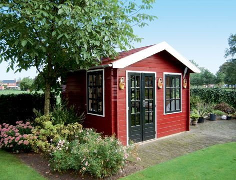 Lugarde Wales great value log cabins