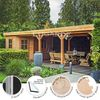Prima Jacob Flat Roof Summerhouses
