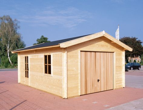 Londen pine log cabins from Lugarde