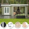 Prima Ruby Flat Roof Summerhouses