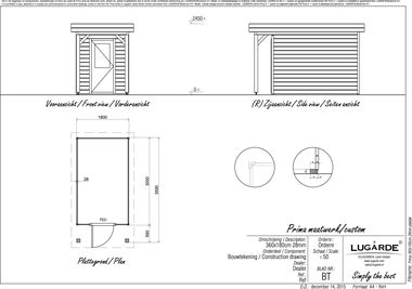 Prima Harvey Floor Plans